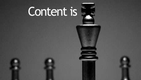 Content is the King, Storytelling is the Queen